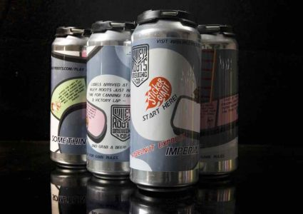 Wiley Roots Board Game Cans