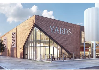 Yards Brewery & Taproom 2017 Render