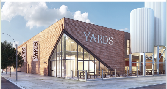 Yards Brewery & Taproom 2017 Render