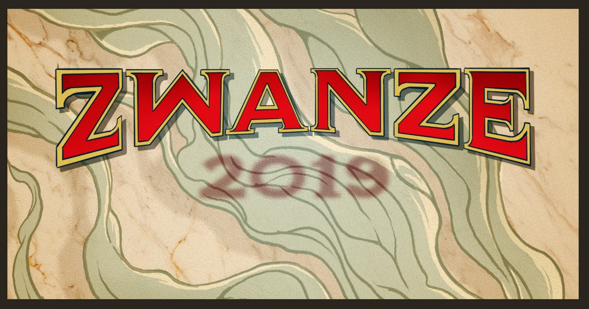 Zwanze Day 2019