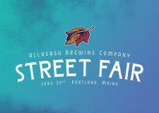 Allagash Street Fair 2018
