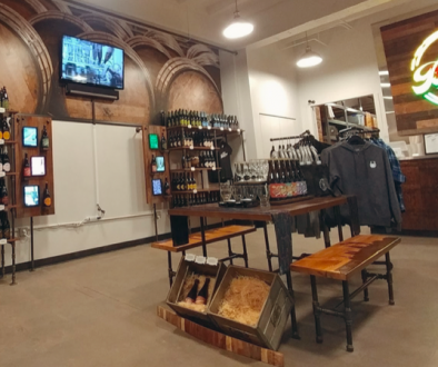 bruery-store-interior