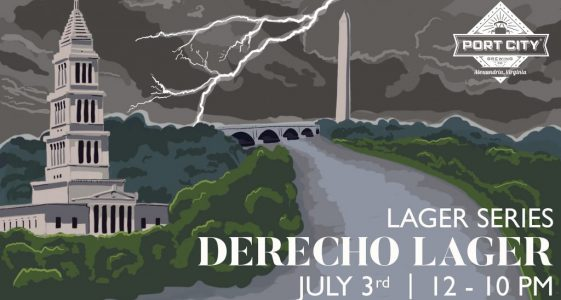 Port City Brewing - Derecho Lager
