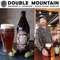 Double Mountain Brewery Fresh Hop Killer Red & Killer Green