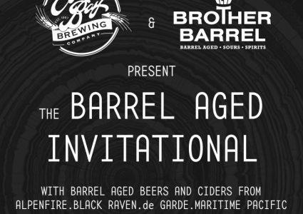 Elliott Bay Barrel Aged Invitational