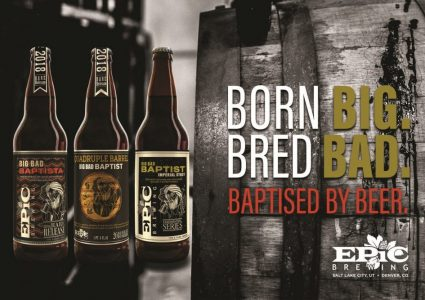 Epic Brewing - Baptist Season 2018