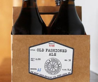The Saint Louis Brewery - Old Fashioned Ale
