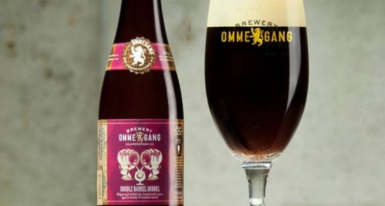 Ommegang Double Barrel Dubbel
