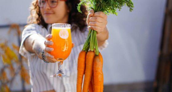 Ratio Beerworks - King of Carrot Flowers