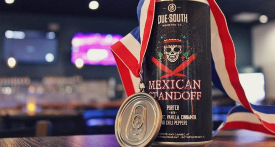 Due South Brewing - Mexican Standoff - Can Can Award 2018
