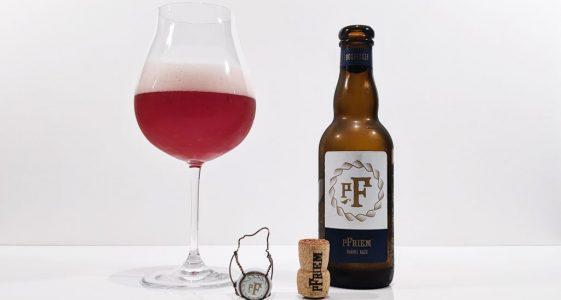 pFriem Bosbessen Bluberry Lambic-Style Ale
