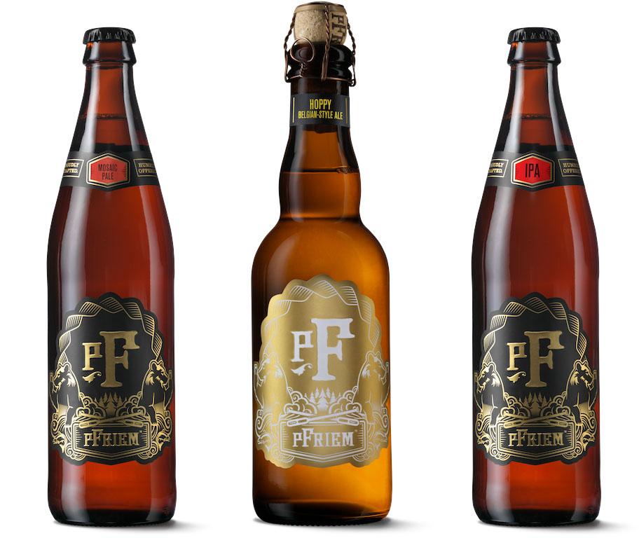 pFriem Family Bottle Shot