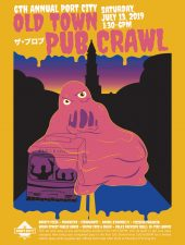 Port City Brewing Put Crawl 2019