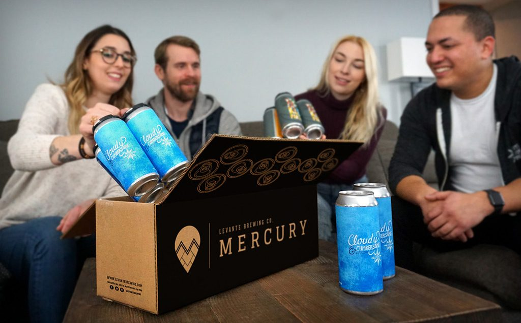 Levante Brewing - Direct Shipping Promo