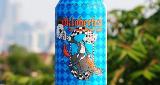 Ska Brewing - Oktoberfest 2019