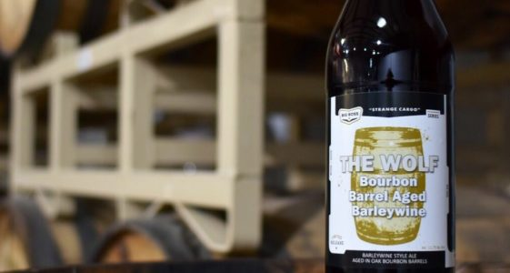 Big Boss Brewing - The Wolf (Bourbon Barrel Aged Barleywine)