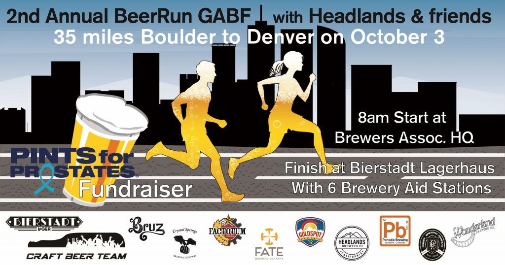 Headlands Brewing & Friends Present - 2nd Annual BeerRun GABF
