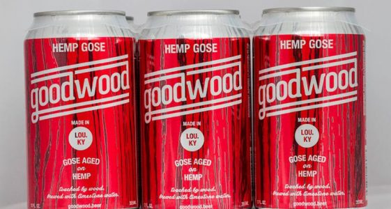 Goodwood Brewing - Hemp Gose
