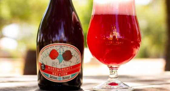 Jester King Montmorency vs Balaton