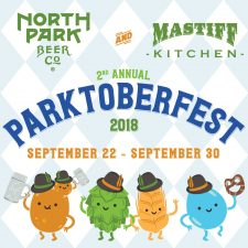 North Park Beer Co. - Parktoberfest