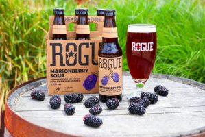 Rogue Marionberry Sour