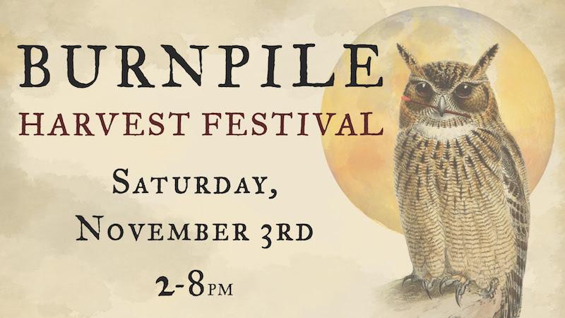 Burnpile Harvest Fest 2018