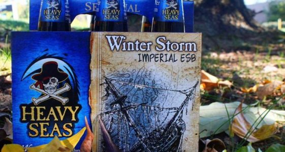Heavy Seas Beer - Winter Storm Imperial ESB 2018