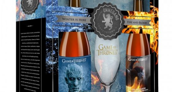 Brewery Ommegang - Game of Thrones - Winter is Here