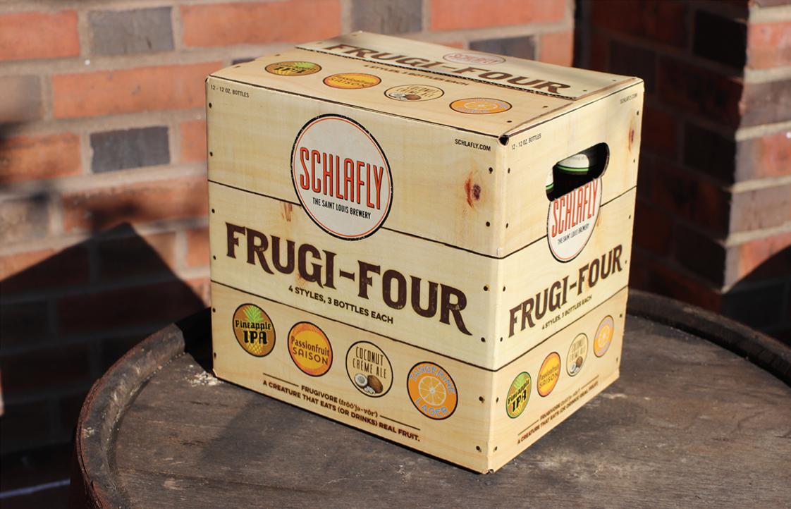 Schlafly Frugi-Four