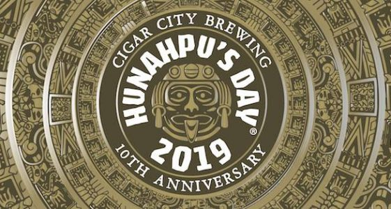 Cigar City Brewing - Hunahpu's Day 2019