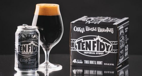 Oskar Blues - Ten Fidy Imperial Stout