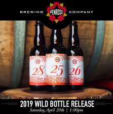 Penrose Brewing - 2019 Wild Bottle Release