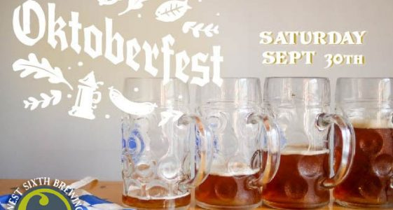 West Sixth Brewing Oktoberfest