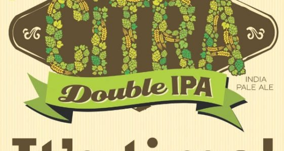 Kern River Brewing - Citra Double IPA